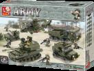 Sluban Costruzioni Army Serie Forze Terrestri