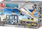 Sluban Bausteine Aviation Serie Flughafen