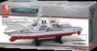 Sluban Elements Aircraft Carrier Serie Destructeur