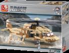 Sluban Bausteine Army Serie Universalhubschrauber