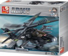 Sluban Costruzioni Army Serie Atack Helicopter