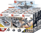 Sluban Costruzioni Aircraft Carrier Serie 9-in-1 Aircraft Carrier