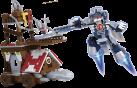 Sluban Elements Legend Warriors Serie Char