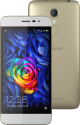 Coolpad Torino S - Android Smartphone - Speicher 16 GB - Champagne