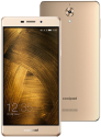 Coolpad Modena 2 - Android Smartphone - Dual-SIM - Champagner Gold