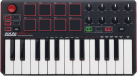 AKAI MPK mini MKII - Clavier maître - Joystick 4 Voies - Noir