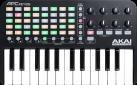 AKAI APC Key 25 - Contrôleur pour Ableton Live - Avec clavier - Noir