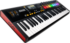 AKAI Advance 61 - Clavier USB/Midi - 61 touches - Noir