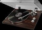 AKAI BT500 - Plattenspieler - Geschwindigkeit 33⅓, 45 rpm - Braun