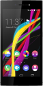 Wiko Highway Star Dual SIM - Android Smartphone - 4G HSPA+ - Silber