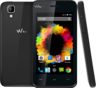 Wiko Sunset 2 Dual SIM - Android Smartphone - 3G HSPA+ - Schwarz