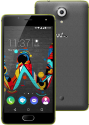 Wiko New U Feel - Android Smartphone - Dual-SIM - Giallo