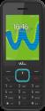 Wiko Riff 3G - Handy - 800 mAh Li-ion - Schwarz