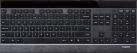 rapoo E9270P - Tastatur - Bluetooth - Schwarz