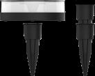 MiPow Playbulb Garden BTL400-3 - Solar-Gartenleuchte - 3er Set LED RGB - Schwarz