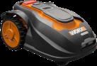 WORX Landroid WG796E.1 - Rasenmäher Roboter - Wi-Fi - Schwarz