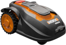 WORX Landroid WG796E.1 - Tondeuse à gazon robotisée - Wi-Fi - Noir