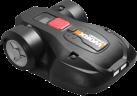 WORX Landroid WG797E.1 - Rasenmäher Roboter - Wi-Fi - Schwarz