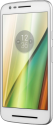 MOTOROLA Moto E3 - Android Smartphone - 8 GB - Weiss