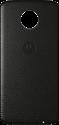 MOTOROLA Moto Mod Style Shell - Hintere Abdeckung für Moto Z - Leder - Schwarz
