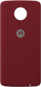 MOTOROLA Moto Mod Style Shell - Hintere Abdeckung für Moto Z - Ballistisches Nylon - Karmesinrot