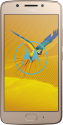 Motorola Moto G5 - Android Smartphone - 16 GB - Gold