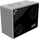 AEE LYFE - Actioncam - 16 MP - Silber