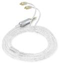 Fiio RC-SE1B - Austauschkabel - für symmetrische Ohrhörer - Weiss