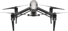 dji Inspire 2- Drone - Max. 94 km/h - Argent
