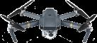 dji Mavic Pro Combo - Drohne - 4 K - UHD - Grau