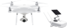 dji Phantom 4 Pro+ - Drone - Built-In Screen - 4K - blanc
