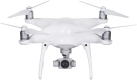 dji Phantom 4 Advenced Plus - Drone - 20 MP - Blanc