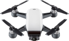 dji Spark Fly More Combo - Mini-Quadcopter - FaceAware (Gesichtserkennung) - Weiss