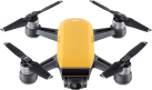 dji Spark Fly More Combo - Mini-Quadcopter - FaceAware (Gesichtserkennung) - Gelb