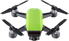 dji Spark Fly More Combo - Mini-Quadcopter - FaceAware (Gesichtserkennung) - Grün