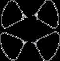 dji Phantom 4 Propellerschutz - Schwarz