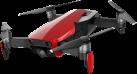 dji Mavic Air Fly More Combo - Drohne - 4K Full-HD Videokamera - Rot