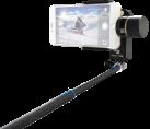 Feiyu Tech Gimbal - Bâton de Selfie - Pour Smartphone - Noir