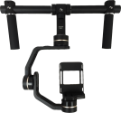 Feiyu Tech MG V2 - Kameragriff  - 3-Achs-System - 360°-Rotation um alle Achsen - Schwarz