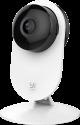 YI Home Camera 1080p - Überwachungskamera - WiFi - Weiss