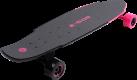 YUNEEC E-GO 2 - Skateboard électrique - Max. 20 km/h - Hot Pink