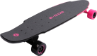 YUNEEC E-GO 2 - Elektrisches Skateboard - Max. 20 km/h - Hot Pink