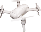 Yuneec Breeze 4K - drone - 4K UHD - blanc