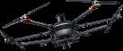 YUNEEC Tornado H920 Plus (ohne Kamera) - Drohne - 6 Propeller - Schwarz