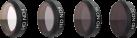 PGYTECH Filter Set - Für Mavic Air Drohne - Schwarz