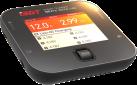 ISDT Q6 Plus Smart Charger (300W/14A) - Caricatore da 200W/14A - Con schermo 2.4 IPS LCD - Nero