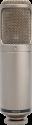 RODE K2 - Tubes Microphones à condensation - 20 - 20000 Hz - Argent