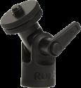 """RODE Pivot Adaptor - Adattatore di inclinazione per asta 3/8"""" - Nero"""