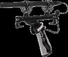 RODE Blimp - Protection anti-vent avec suspension - Noir