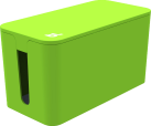 bluelounge CableBox Mini, verde